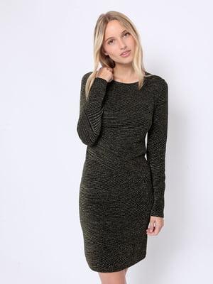 Платье цвета хаки | 4831789
