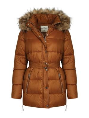 Куртка коричневая | 4714658