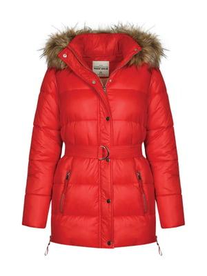 Куртка красная | 4714659