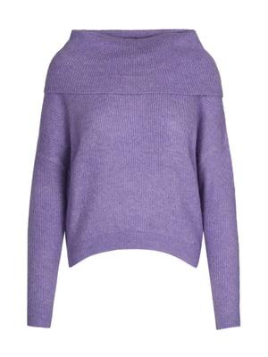 Джемпер фіолетовий | 4714687