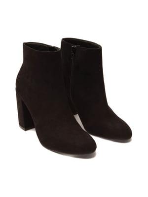 Ботинки черные   4768084