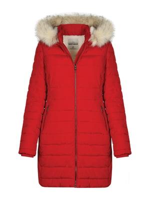 Пальто красное | 4768122