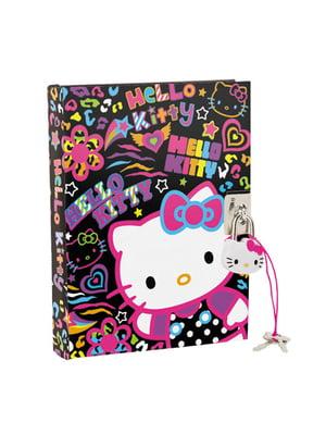 Дневник на замке Hello Kitty | 4830516