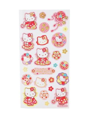 Набор наклеек Hello Kitty | 4830520