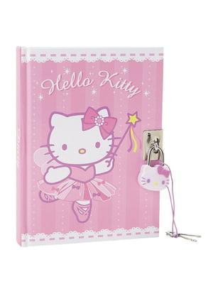 Дневник на замке Hello Kitty | 4830525