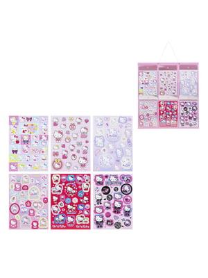 Набор наклеек Hello Kitty | 4830527
