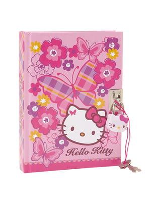 Дневник на замке Hello Kitty | 4830529