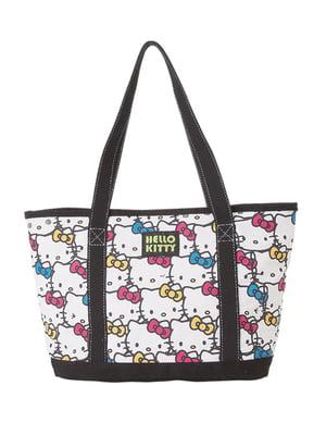 Сумка Hello Kitty Face L | 4830536