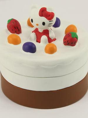 Керамическая коробка для ювелирных украшений Hello Kitty | 4830550