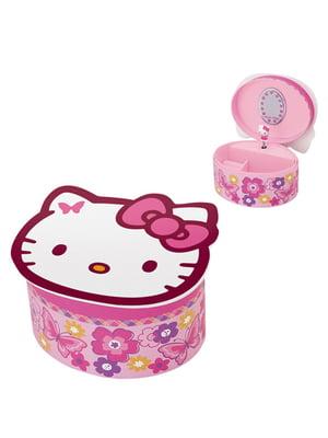 Музыкальная шкатулка Hello Kitty | 4830576