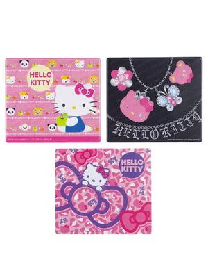 Набор (3 шт.) ковриков для мышки Hello Kitty | 4830625