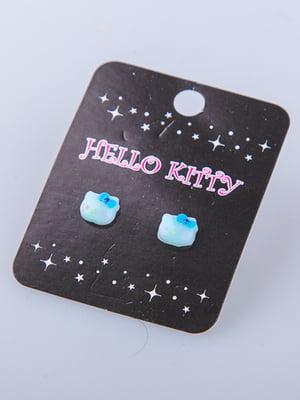 Сережки Hello Kitty   4842132