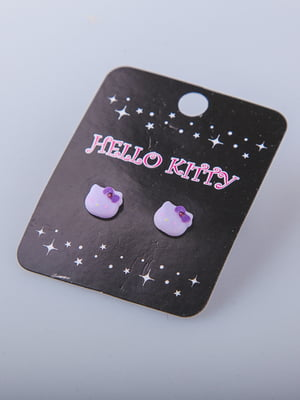Сережки Hello Kitty   4842133