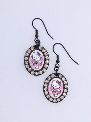 Сережки Hello Kitty   4842134