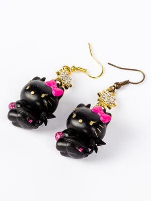 Сережки Hello Kitty   4842135