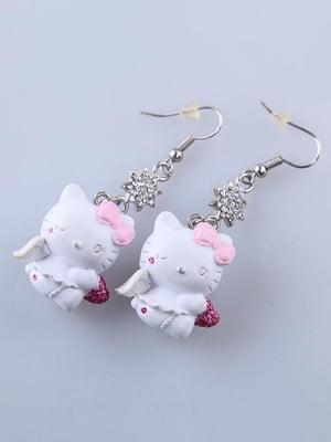 Сережки Hello Kitty   4842145