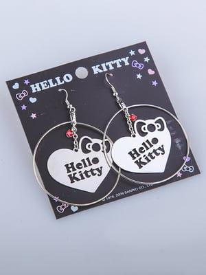 Сережки Hello Kitty   4842203