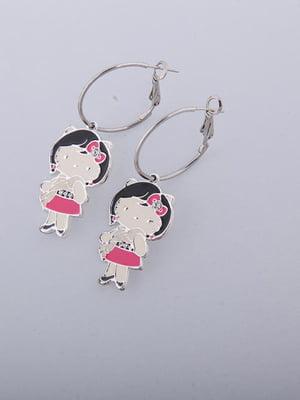 Сережки Hello Kitty   4842206
