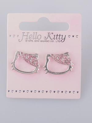 Сережки Hello Kitty   4842207