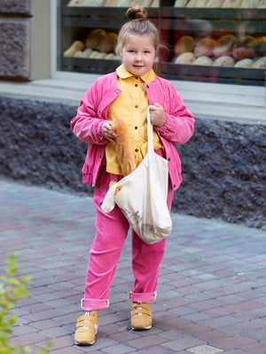 Куртка рожева | 4840187