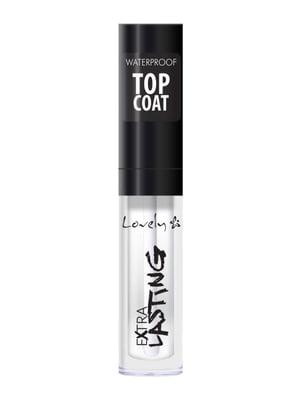 Блеск ля губ Extra Lasting Waterproof Top Coat | 4841342