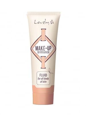 Тональное средство Make-Up Brilliance — бронзовый | 4841425