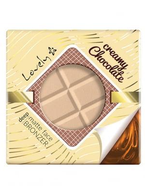Пудра для лица Creamy Chocolate bronzer | 4841451