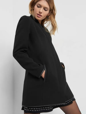 Пальто черное | 4836756