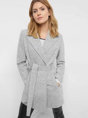 Пальто сіре   4836758