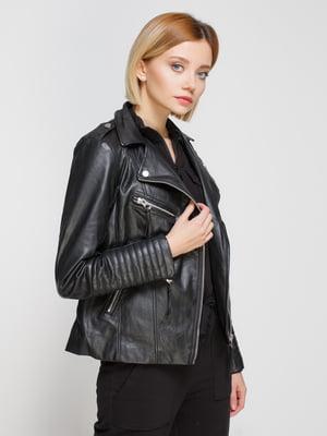 Куртка чорна | 4725523