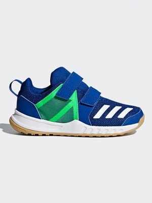 Кроссовки синие | 4822667