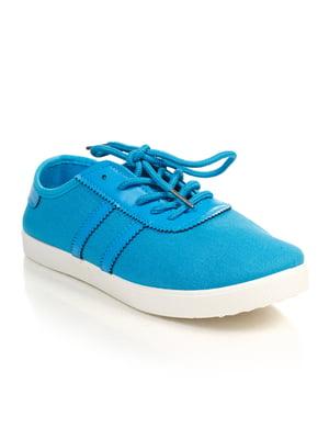 Кеды голубые | 4822685