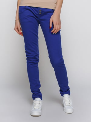 Джинсы синие | 3203757
