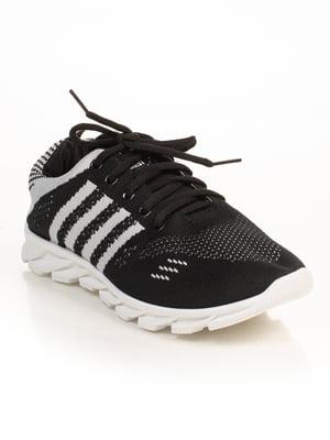 Кроссовки черные | 4828823