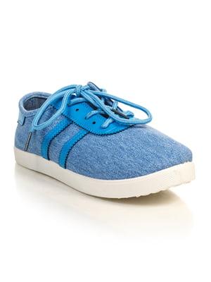 Кеды голубые | 4828858