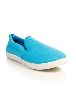 Слипоны голубые | 4833332