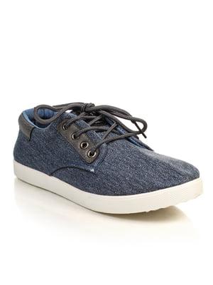 Кеды синие | 4828847