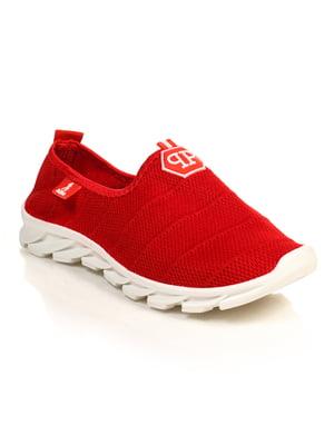 Кросівки червоні   4826251