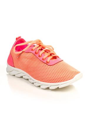 Кроссовки коралловые | 4826238