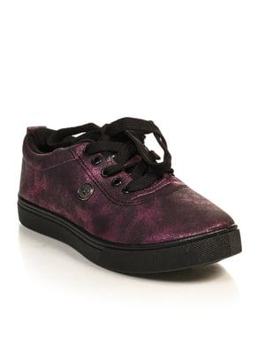 Кеди фіолетові | 4826249
