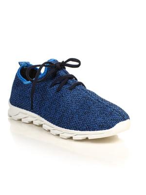 Кроссовки синие | 4822678