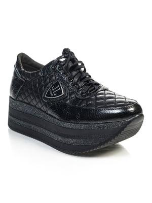 Кроссовки черные | 4840914