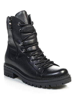 Черевики чорні | 4810348