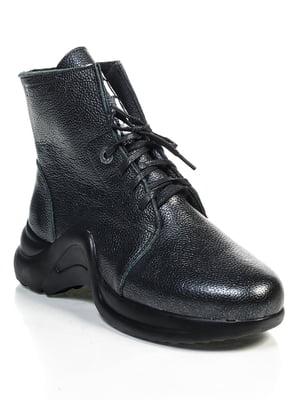 Ботинки черные | 4840898