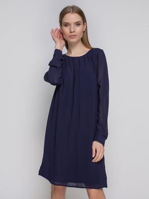 Сукня синя | 4601432