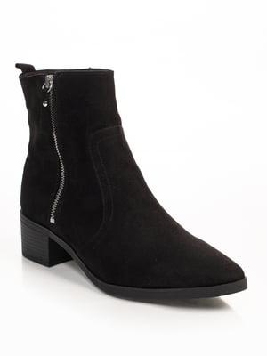 Ботинки черные   4777232