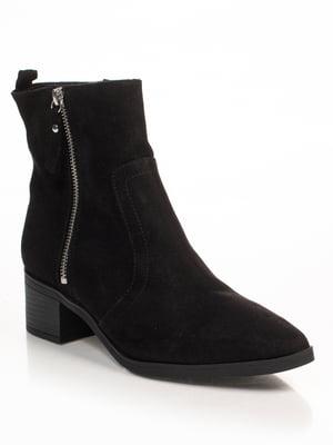 Ботинки черные | 4777664