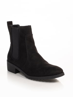 Ботинки черные | 4776565