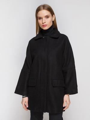Пальто чорне | 2565705
