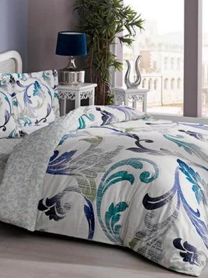 Комплект постельного белья двуспальный (евро) | 4685127